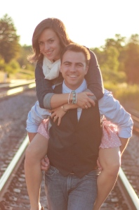 Engagement Photo. Courtesy of Drew Mason Productions.