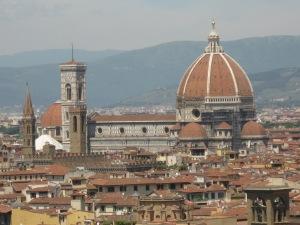 Santa Maria del Fiore - Firenze, Italia