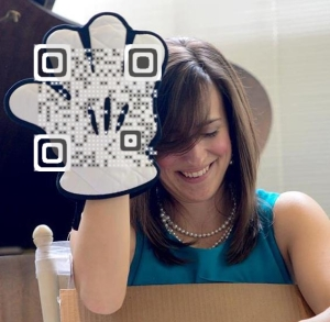 QR Code Blog Site