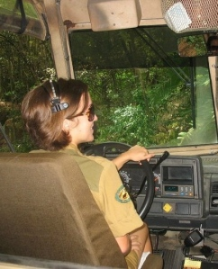 Marla - The Kilimanjaro Safari Driver